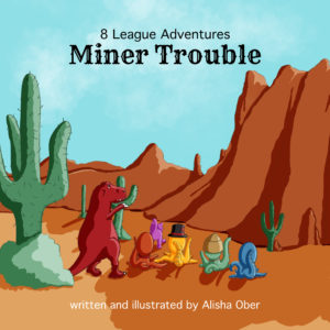 Miner Trouble front cover